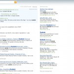 Bing Search Results Page